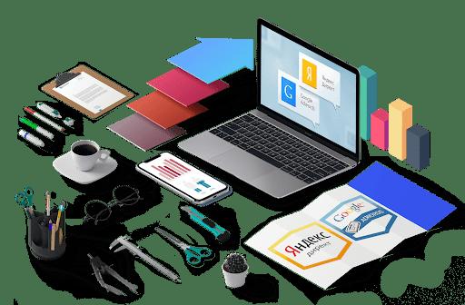 Разработка сайтов в Милерово